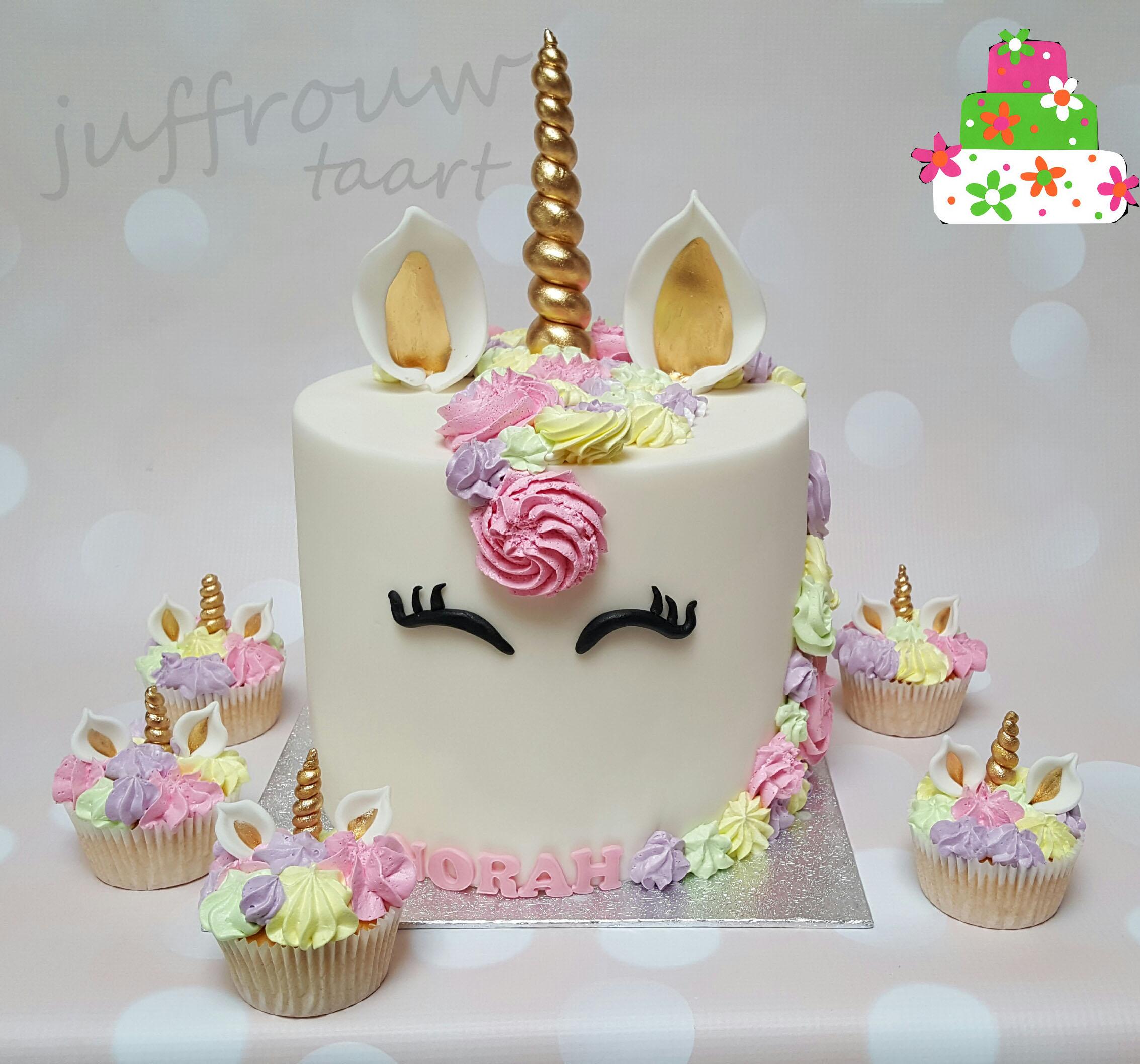taart voor meisjes
