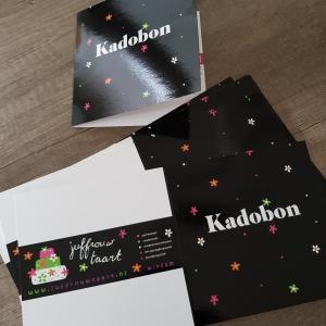 Kadobon Juffrouw Taart