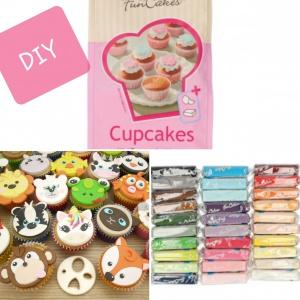 Cupcake pakket dieren