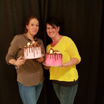 Dripped cake workshop 6 jan